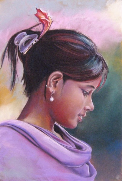 Young Nepalese