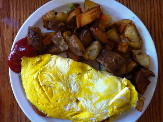 Omelette con patate | by MadGrin