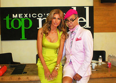 Jo Lance & Elsa Benitez mexico's Next Top model