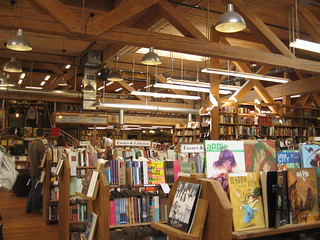 Elliott Bay Book Company, Seattle