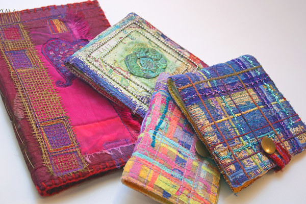 Recycle Textiles For Craft Projects Book Cover Craft Ide Flickr