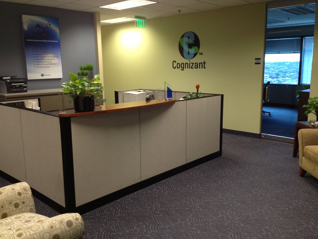 Cognizant Technology Solutions Dallas Office Cognizant S Flickr