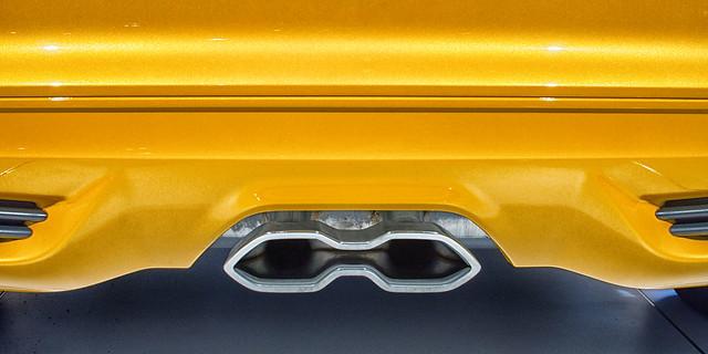 Detail-Ford Focus