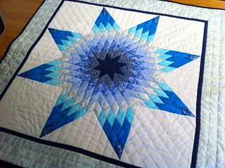 Project Quilting 13-2  one color+ white | by Pamelaquilts