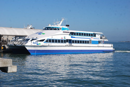 Vallejo ferry 10-7-12   by THE Holy Hand Grenade!