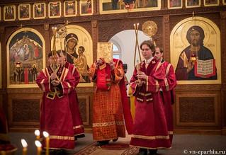 Литургия в Юрьевом монастыре 170