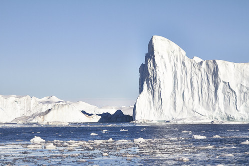 Eisberge vor Ilulissat   by SebsEye - See the world through my eyes