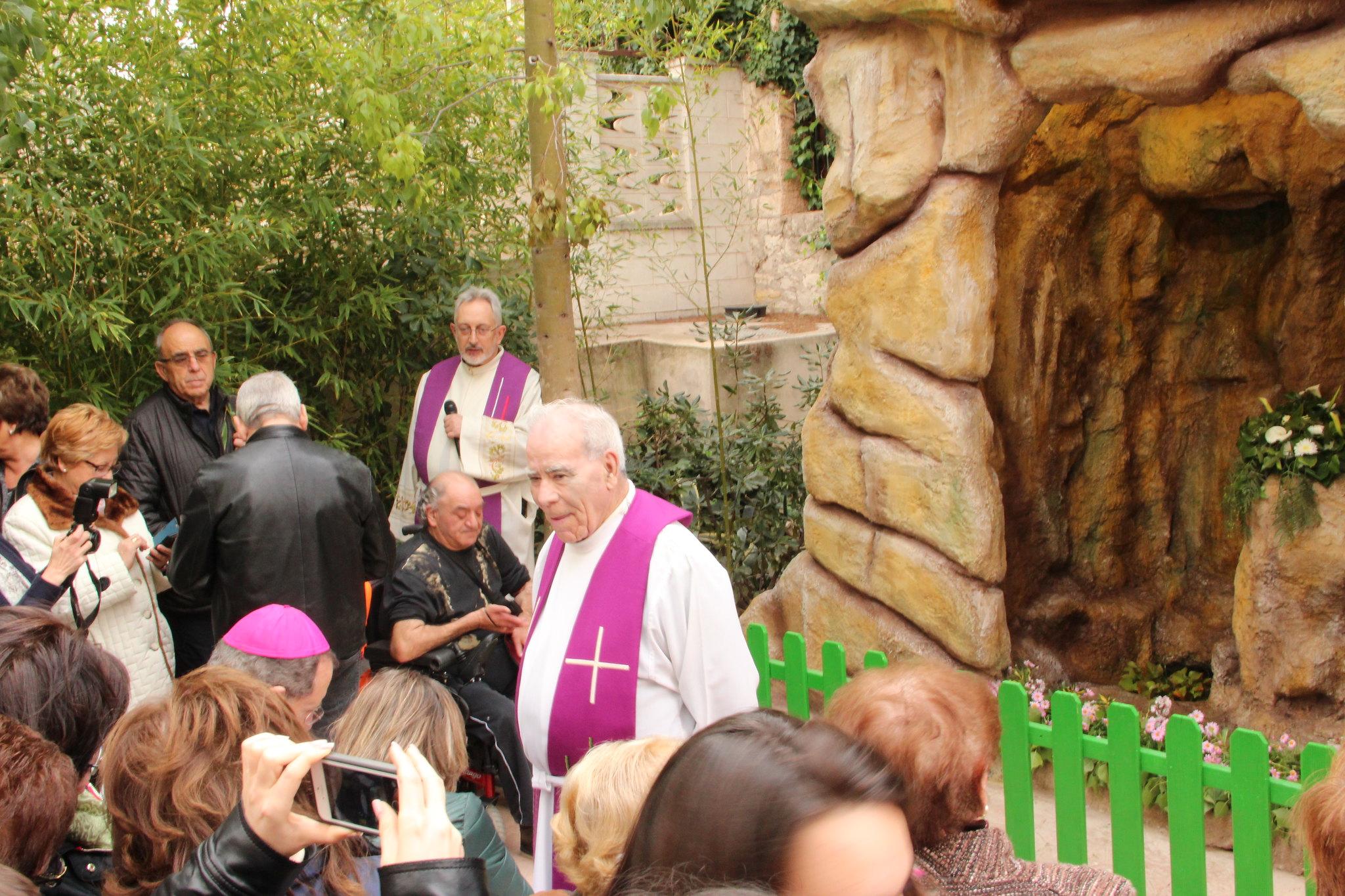 (2016-02-13) - Inauguración Virgen De Lourdes, La Molineta - Archivo La Molineta (063)