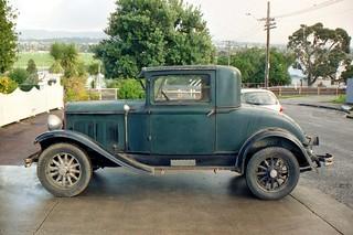 1929 DeSoto Coupe