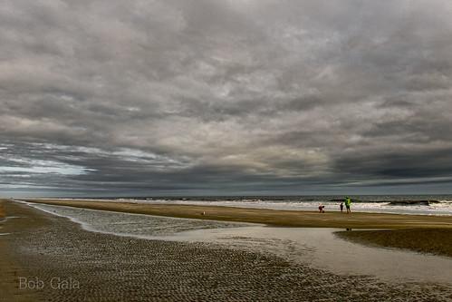 family winter beach island solitude day south january southern carolina wintersday deserted d800 beachcombing hiltonheadisland beaufortcounty