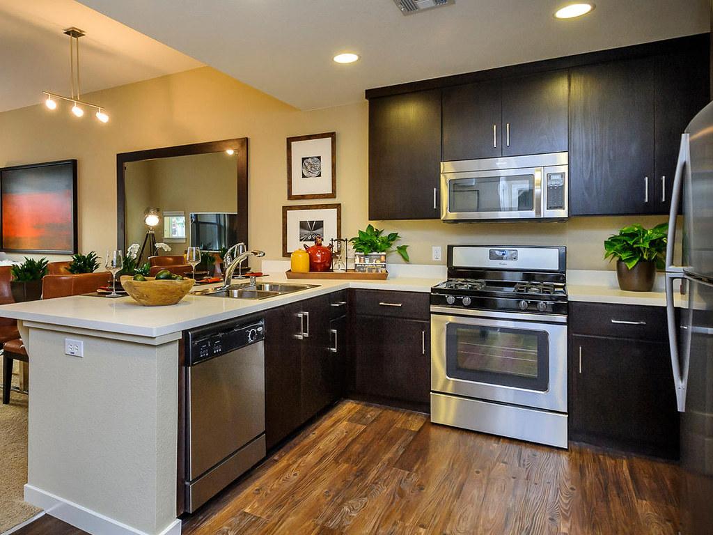 Bar Harbor • Plan B: Kitchen & Great Room