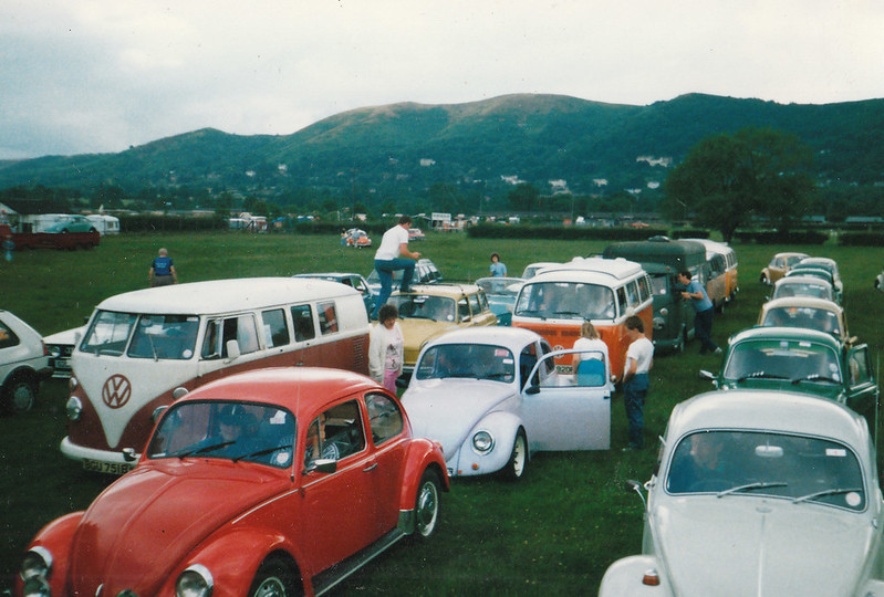 Bug-In GB @ Malvern late '80s.