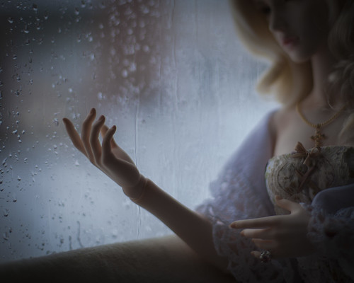 crying window | by Enifer ♥