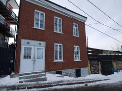 月, 2013-01-28 13:26 - 今回のケベックの宿、690 rue Saint-Augustin