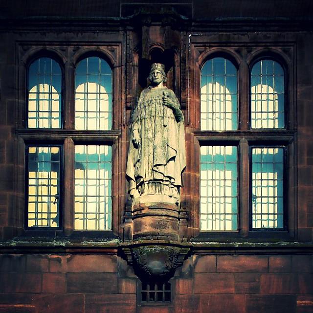 Statue of Edward