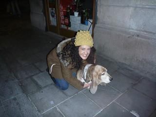 Dog in barcelona | by Rayya The Vet