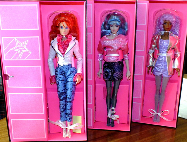 Jem and The Holograms 2013  integrity toys