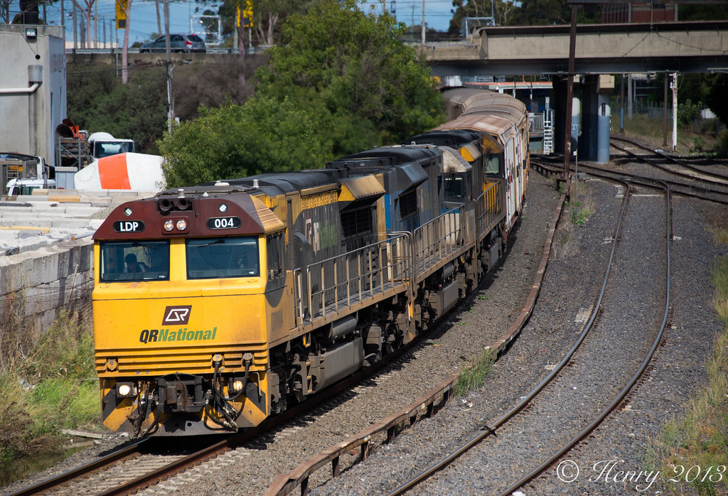 Aurizon out of Albion by Henry Owen