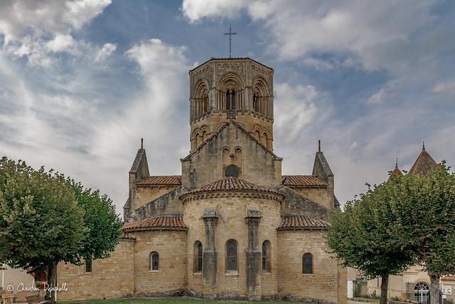 Collégiale Saint Hilaire Semur en Brionnais