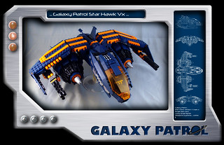Galaxy Patrol Fighter | by TFDesigns!