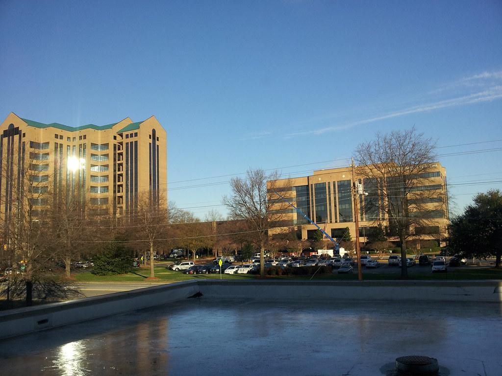 McLeod Hospital buildings Florence SC | Photoscream | Flickr