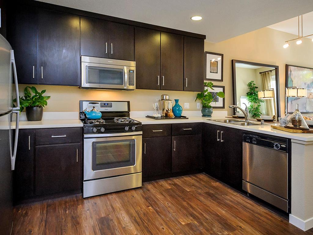 Annapolis • Plan A: Kitchen