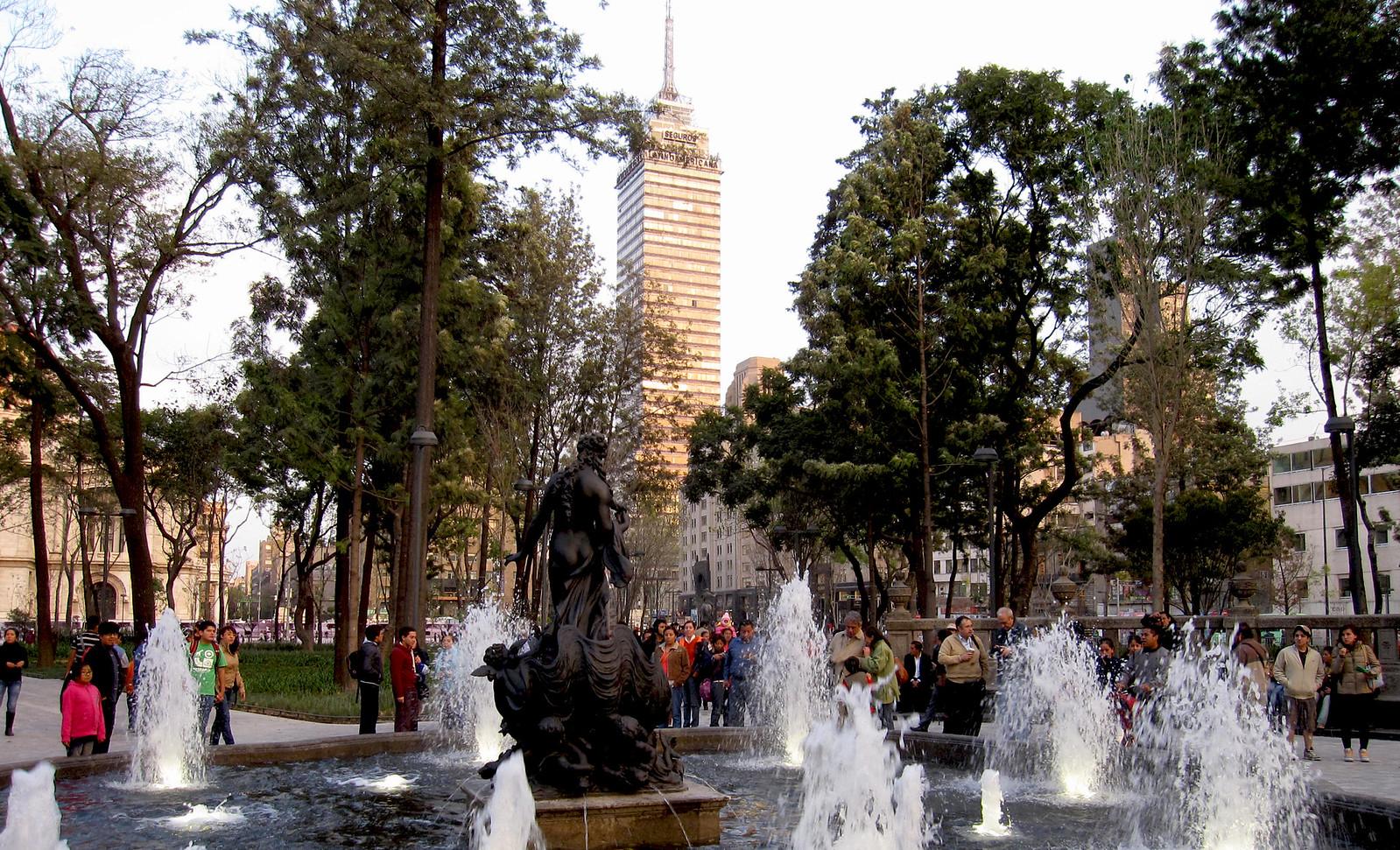 Ciudad de México 761