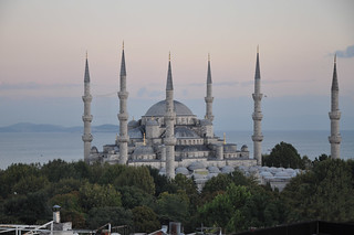 Blue Mosque (The Sultan Ahmed Mosque) | by Jorge Lascar