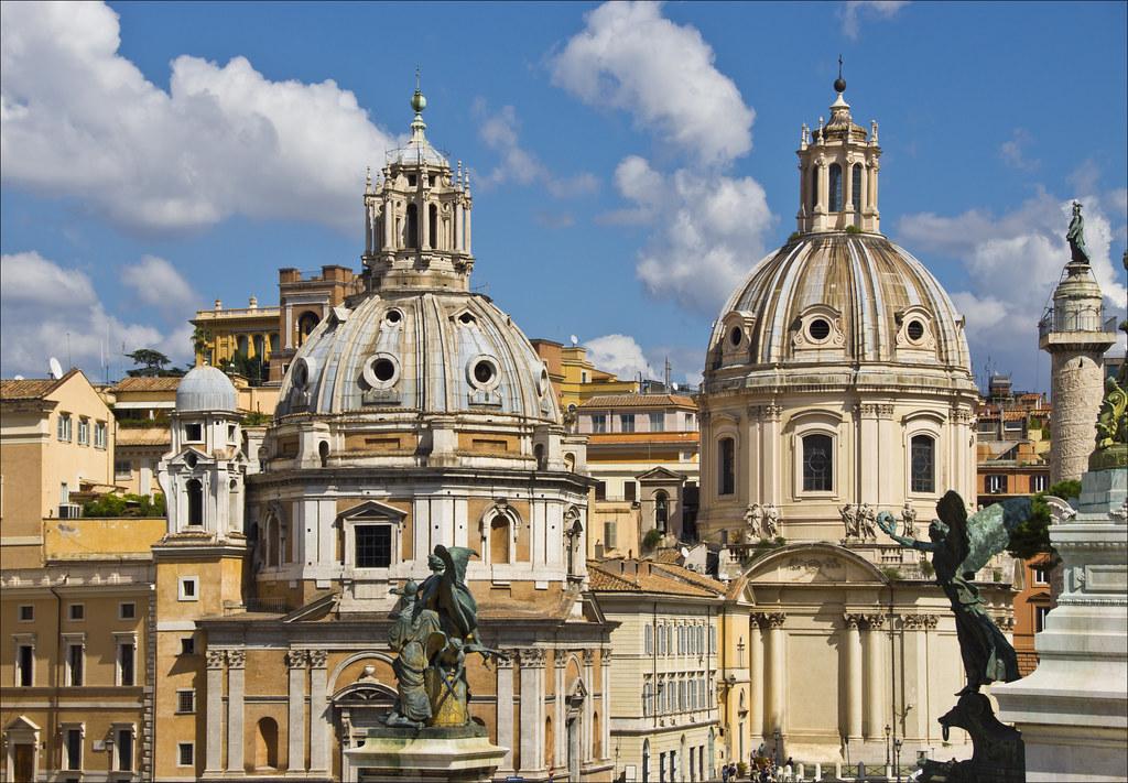 When in Rome ......