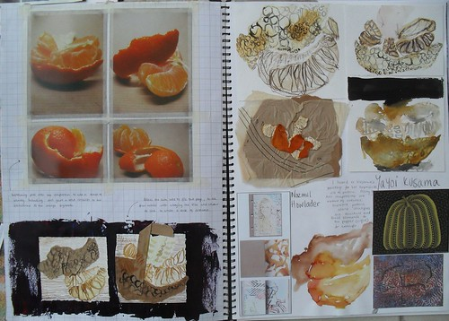 Sketchbook Work | by Olivia Paine