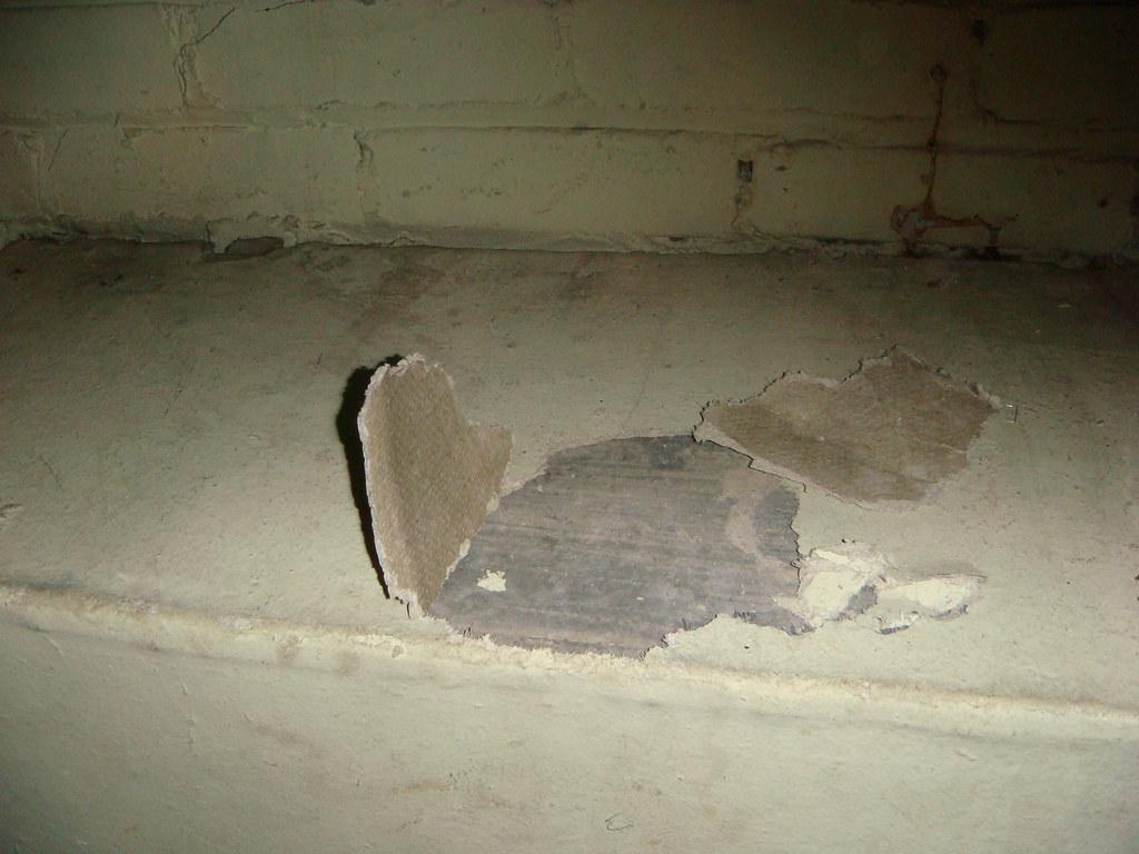 what does asbestos paper look like