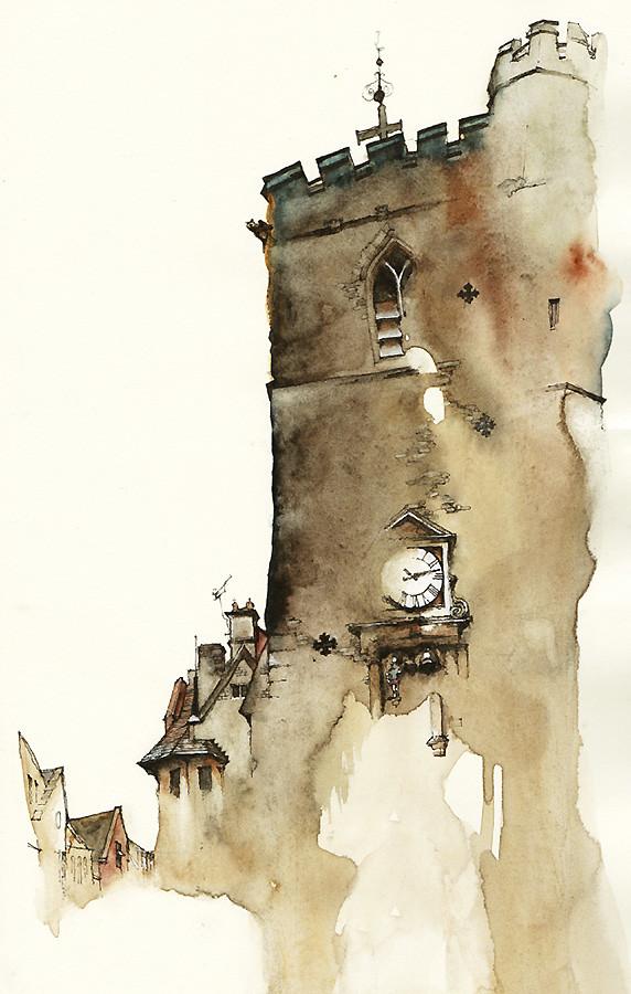 Carfax Tower Oxford 2 Mar Saturday Park Sunga Flickr