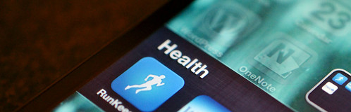 Runkeeper and health on iPhone | by Jason A. Howie