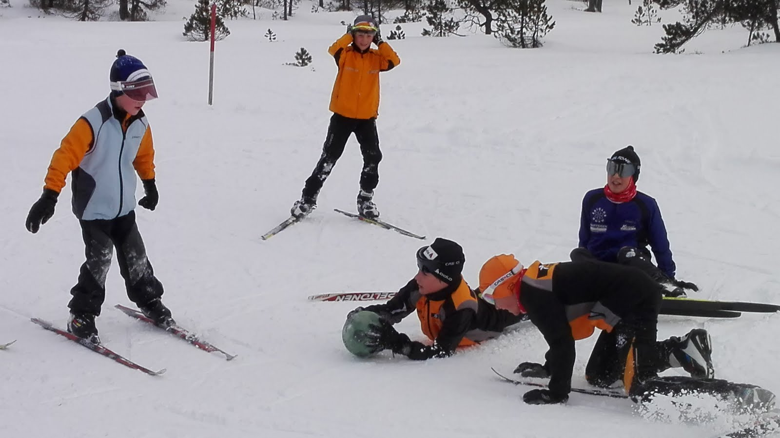 2016-01-13 Schneetraining