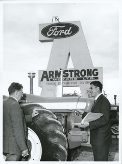 The Truck and Tractor Division of Armstrong Motors, Hamilton