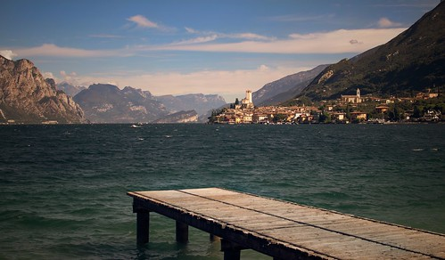 gardasee lagodigarda italien italy malcesine montebaldo d3300 nikon lightroom lake water nature clouds wolken