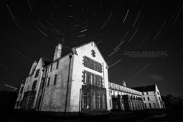 montrose abandoned hospital *explore* no.4