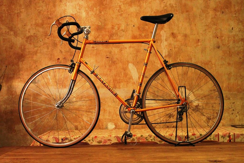 Wonderlijk 1980 Batavus Course Complete Left Side | My bike for L'Eroic… | Flickr XE-49