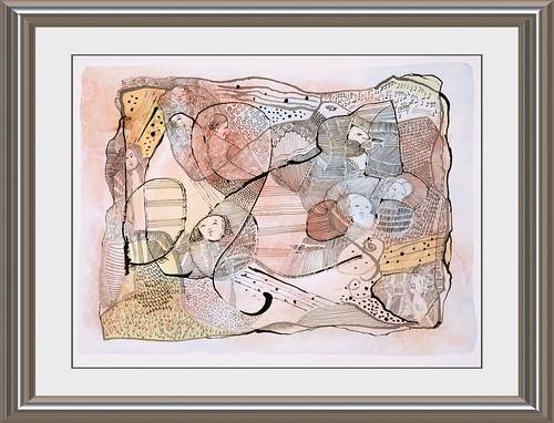 Bach Art By Petra-Ines Kaune | by bachueberbach