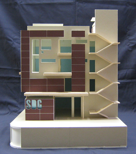 SDG Gallery Model | by Sage Architecture