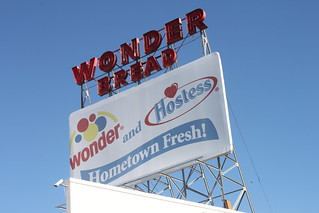 Wonder Bread Hometown Fresh Sign | by joseph a