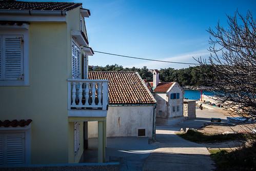 sea croatia adriatic cres malilošinj