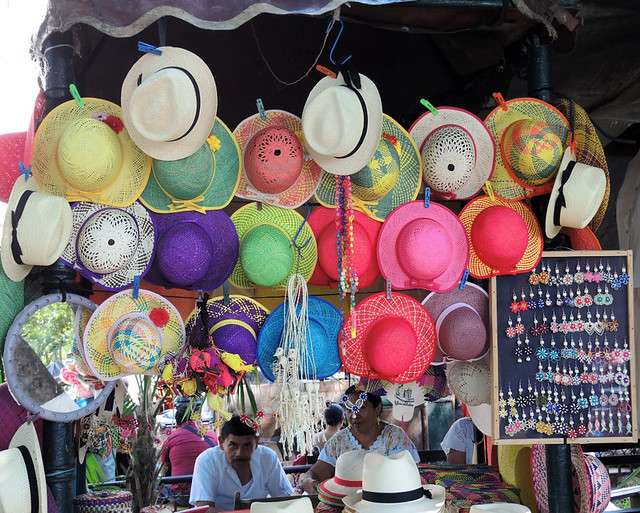Hats stand
