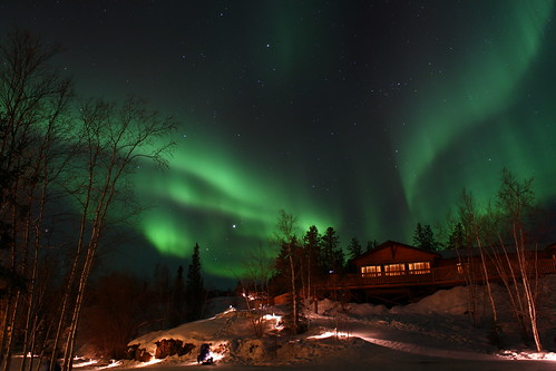 Northern Light @ Aurora Village, Yellowknife | by GoToVan