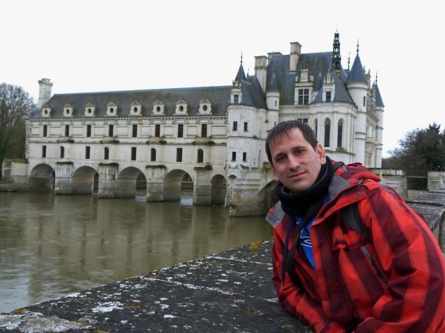 Sele en Chenonceau uno de los castillos del Loira más bonitos que ver a lo largo de la ruta