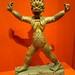 The Buddhist deity Simhavaktra Dakini