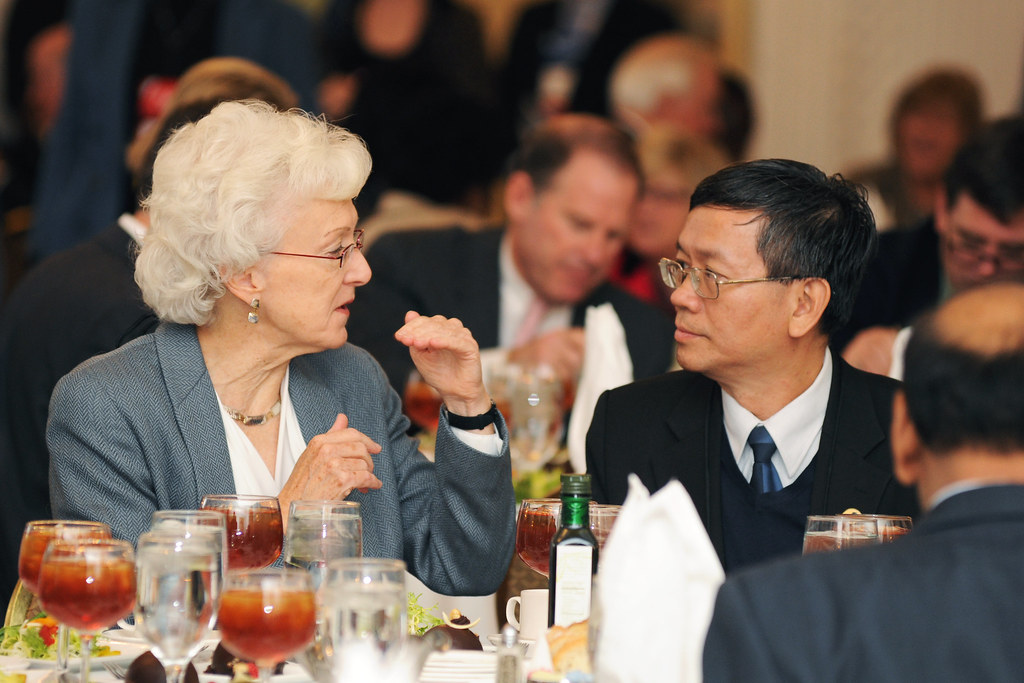 Luncheon for Presidents and Chancellors