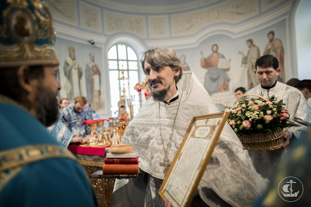 21 сентября 2016, Рождество Пресвятой Богородицы / 21 September 2016, The Nativity of Our Most Holy Lady the Theotokos