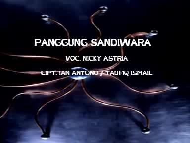 Nicky Astria Panggung Sandiwara Cyber2003 Flickr