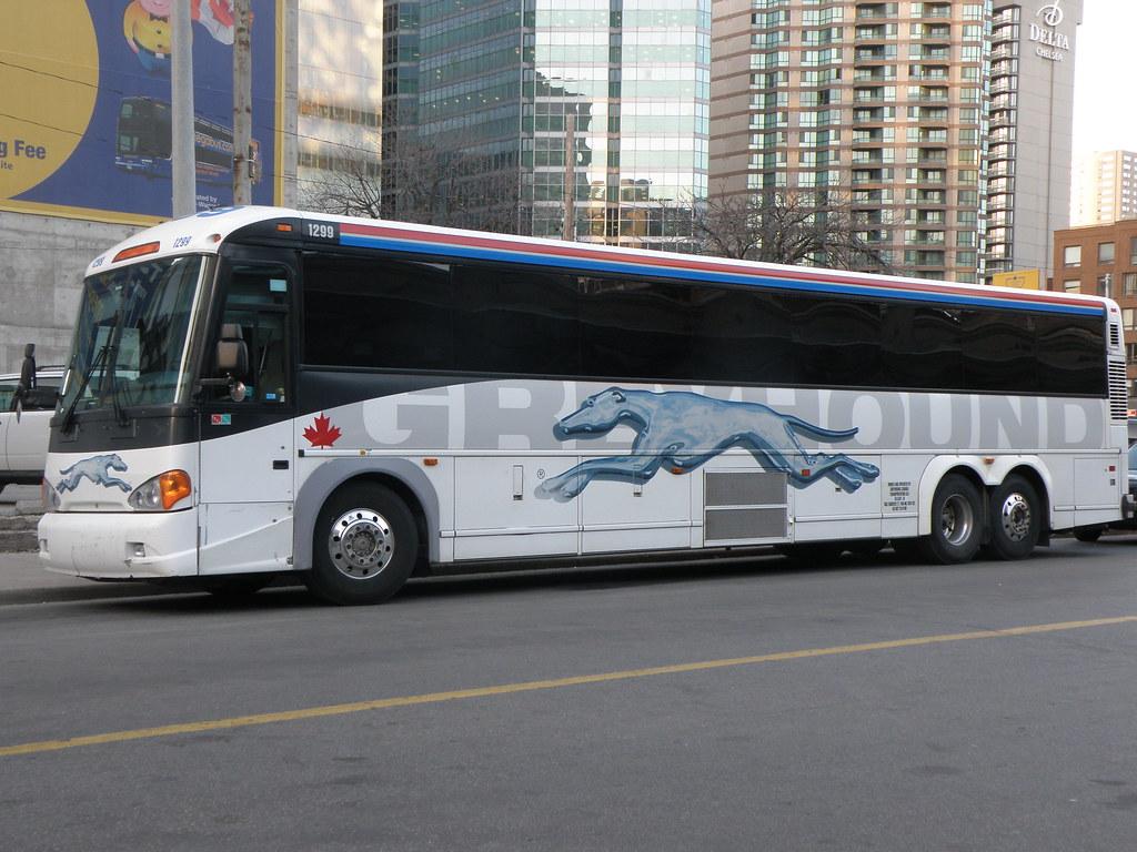 Greyhound Canada